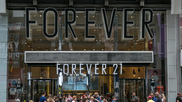 7fb52256d57 Forever 21 Angers the Internet With Image of White Model Wearing