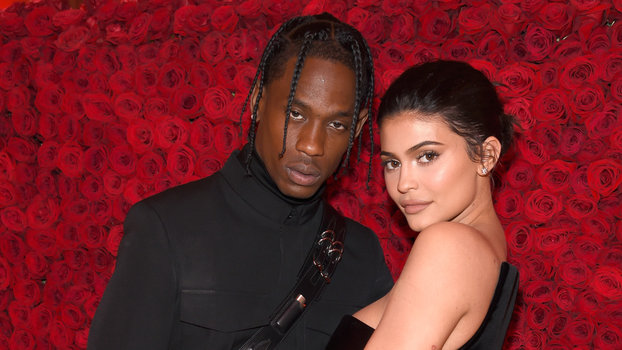 Travis Scott and Kylie Jenner lead