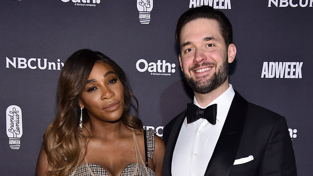 who is serena williams husband