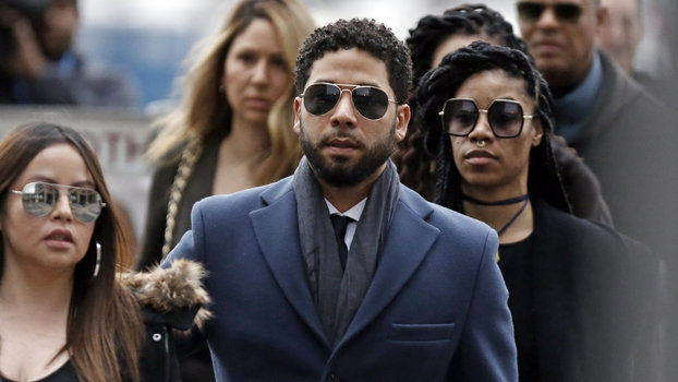 Jessie Smollett Returns To Court To Enter Formal Plea