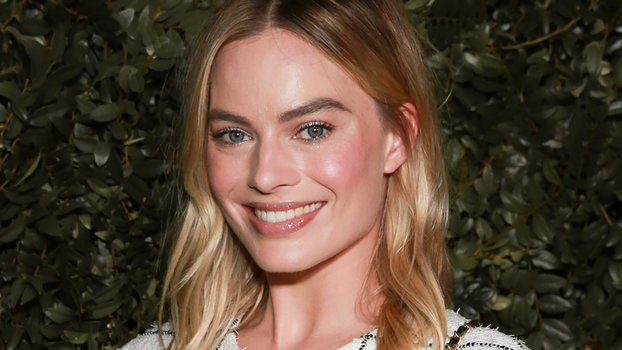 Margot Robbie Is Barely Recognizable on the Once Upon a Time in Hollywood Poster