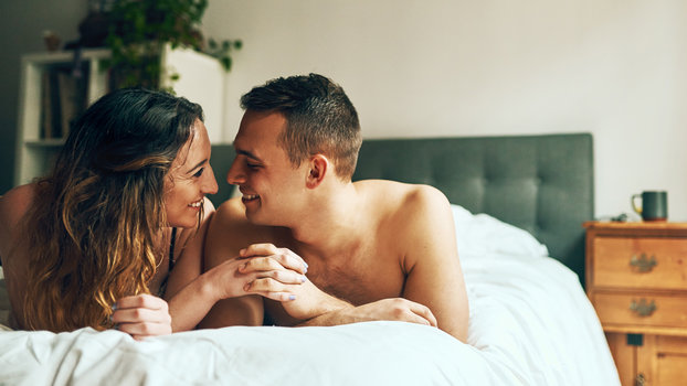 The One Thing That Leads to More Satisfying Sex According to Science