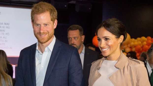 The Internet Is Upset About Meghan Markle and Prince Harry's Birthday Wish for Prince William