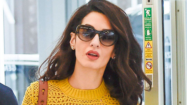 Amal Clooney Brought Cher's '60s Style Staple into the 21st Century