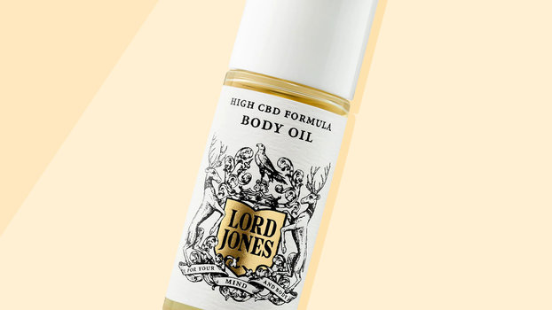 Lord Jones CBD Oil