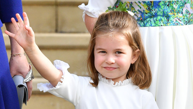 People Are Divided Over What Prince William Is Saying to Princess Charlotte in This Video
