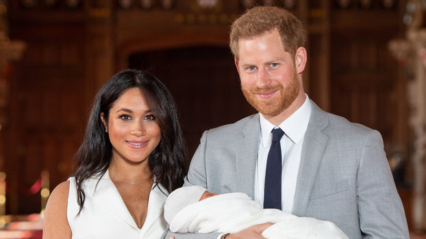 Prince Harry and Meghan Markle Actually Chose One of the U.K.'s Most Popular Baby Names