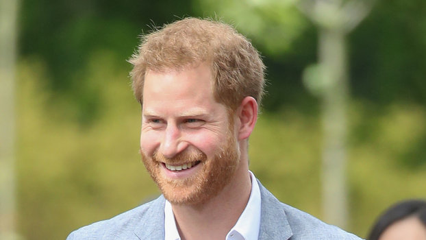 "Prince Harry Wore an ""I Am Daddy"" Jacket and We're Screaming"