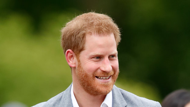 Prince Harry Said the Cutest Thing About Baby Archie, and We Can't Take It