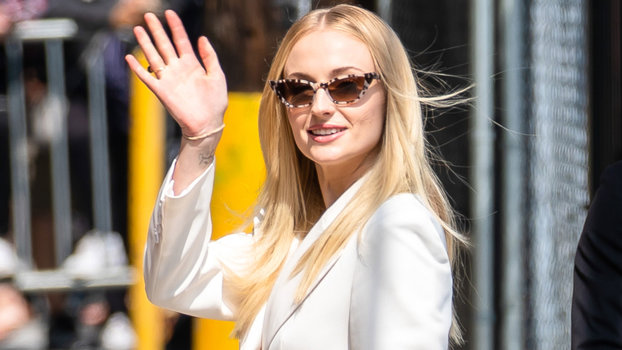 Sophie Turner Says She's Not Trying to Make This Trend Happen, Thank You Very Much