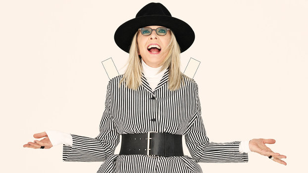 Diane Keaton Doesn't Believe She's a Legend