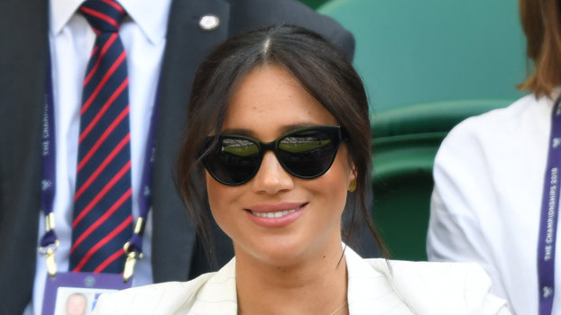 Meghan Markle Is Making a Surprise Trip to New York to Support Serena Williams