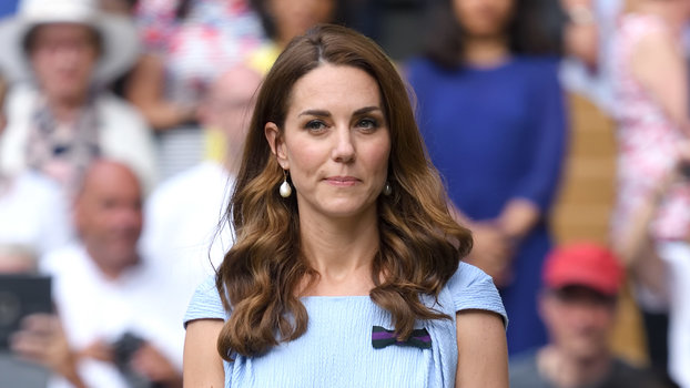 Kate Middleton Received the Absolute Cutest Gift For Prince Louis While at Wimbledon