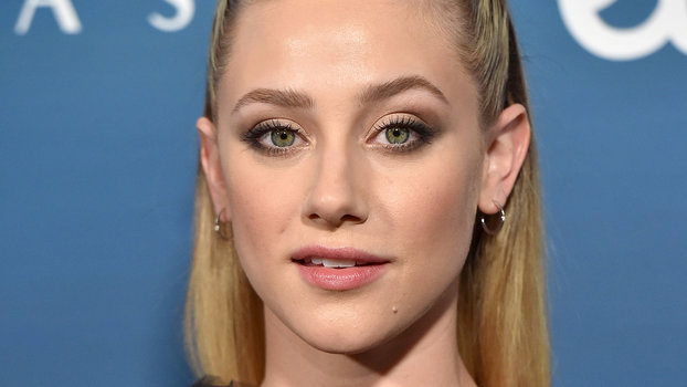 Lili Reinhart Showed Off Her Natural Curls on Instagram — and Looks Amazing