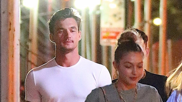 Gigi Hadid and Tyler Cameron Just Took a Major Step in Their Relationship
