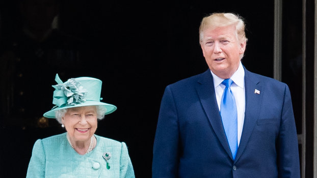 """Queen Elizabeth Reportedly Said Donald Trump """"Ruined"""" Her Property"""