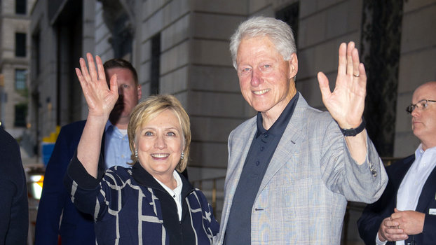 Hillary Clinton Celebrated Bill's Birthday With the Sweetest Throwback