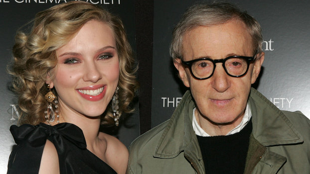 Scarlett Johansson Is Still Supporting Woody Allen | InStyle com