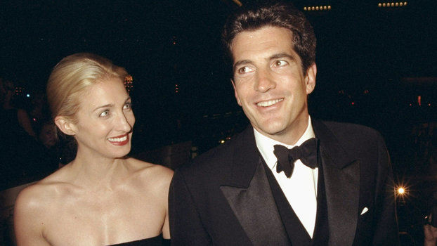 John F. Kennedy Jr. Carolyn Bessette Kennedy