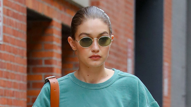 Gigi Hadid's Post-Split Sweater May Be a Statement About Tyler Cameron