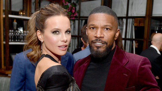 Kate Beckinsale Shuts Down Rumors She's Dating Jamie Foxx with Her Signature Sense of Humor