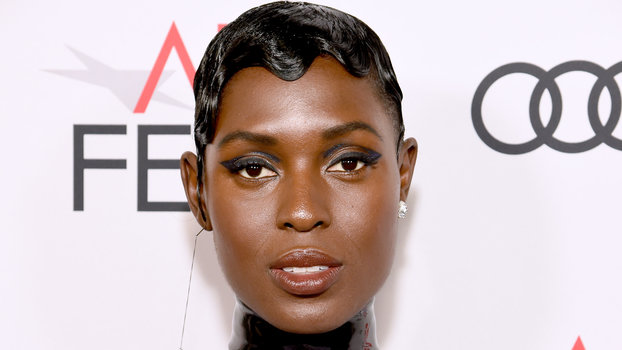 Jodie Turner-Smith Looks Like a Totally Different Woman With Long Hair