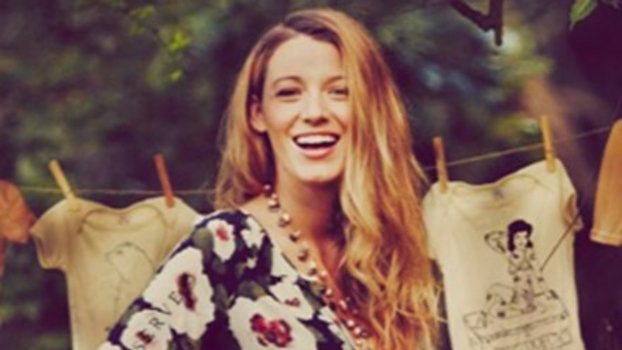 Blake Lively Had A Very Stylish Baby Shower   InStyle.co.uk
