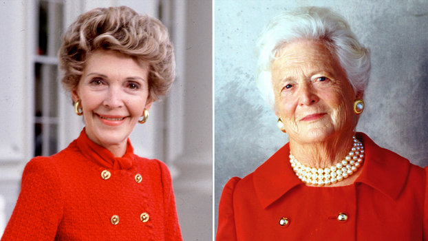 How Nancy Reagan Likely Made Sure the Bushes Weren't Invited to a Dinner for Princess Diana