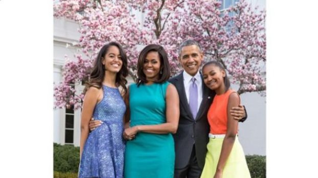 First Family 2015 Easter Photo