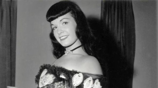 Betty Page Photos: How To Get Bettie Page's Bangs