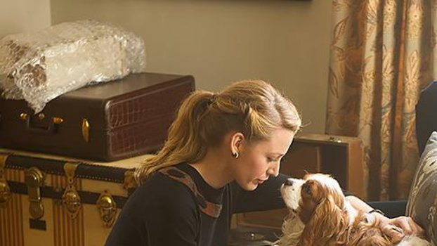 See Blake Lively S Furry Co Stars In The Age Of Adaline