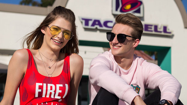Taco Bell x Forever 21