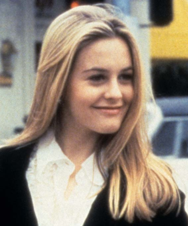 Alicia Silverstone Showed up at a Clueless Screening