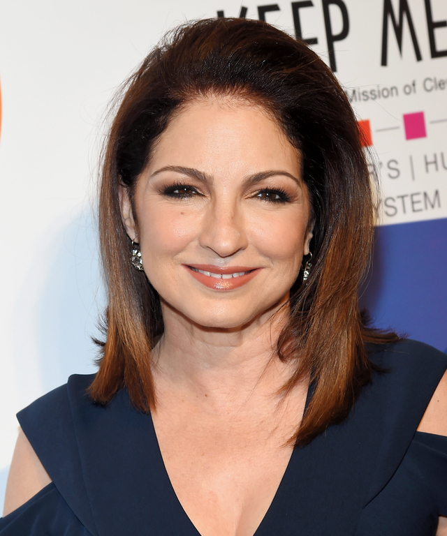 LAS VEGAS, NV - JUNE 13:  Singer Gloria Estefan attends the 19th annual Keep Memory Alive  Power of Love Gala  benefit for the Cleveland Clinic Lou Ruvo Center for Brain Health honoring Andrea Bocelli and Veronica Bocelli at MGM Grand Garden Arena on June