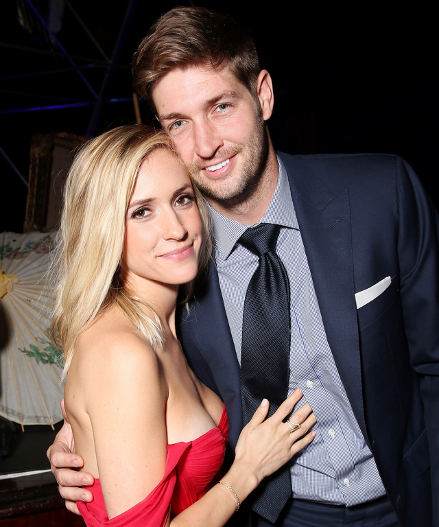 CENTURY CITY, CA - MAY 09:  Kristin Cavallari and Jay Cutler attend the JDRF LA 2015 Imagine Gala at the Hyatt Regency Century Plaza on May 9, 2015 in Century City, California.  (Photo by Todd Williamson/Getty Images for JDRF)