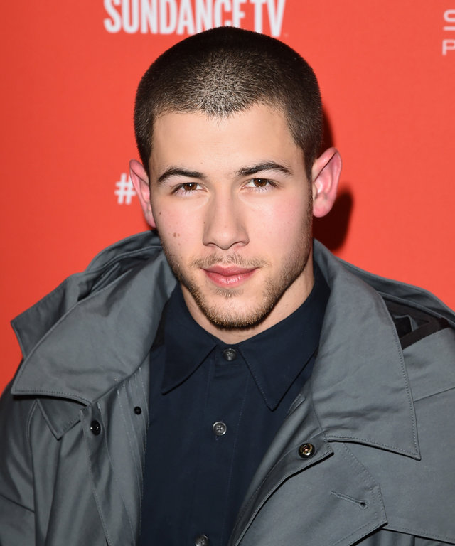 Nick Jonas attends the 'Goat' Premiere at Library Center Theater on January 22, 2016 in Park City, Utah.