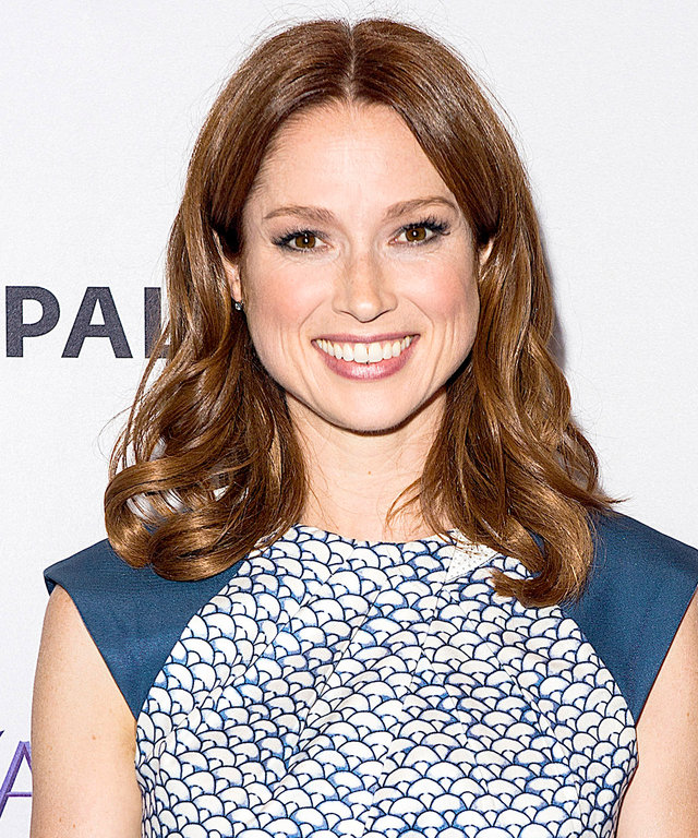 "2015 Debra L RothenbergNEW YORK, NY - SEPTEMBER 16:  Moderator Ellie Kemper attends The Paley Center for Media hosts ""Paleylive: Carol Burnett, Her Lost Episodes"" at The Paley Center for Media on September 16, 2015 in New York City.  (Photo by Debra L Rot"
