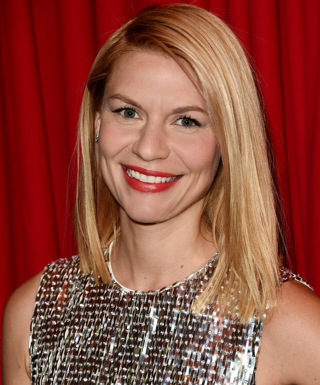 BEVERLY HILLS, CA - JANUARY 08:  Actress Claire Danes attends the 16th Annual AFI Awards at Four Seasons Hotel Los Angeles at Beverly Hills on January 8, 2016 in Beverly Hills, California.  (Photo by Jason Merritt/Getty Images)