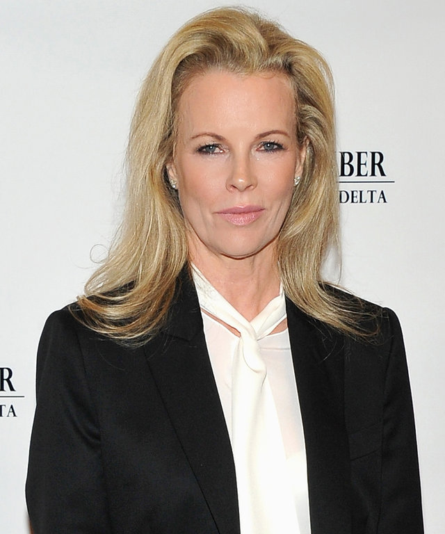 "NEW YORK, NY - SEPTEMBER 26:  Actress Kim Basinger attends the ""Black November"" New York Premiere at United Nations on September 26, 2012 in New York City.  (Photo by Theo Wargo/Getty Images)"