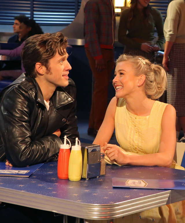Grease - LIVE - LEAD