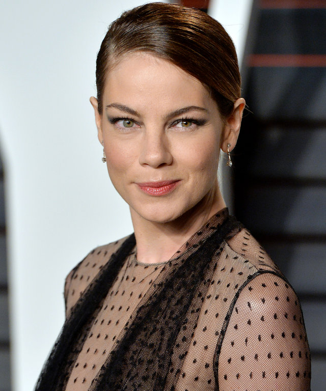 BEVERLY HILLS, CA - FEBRUARY 28:  Michelle Monaghan attends the 2016 Vanity Fair Oscar Party hosted By Graydon Carter at Wallis Annenberg Center for the Performing Arts on February 28, 2016 in Beverly Hills, California.  (Photo by Anthony Harvey/Getty Ima