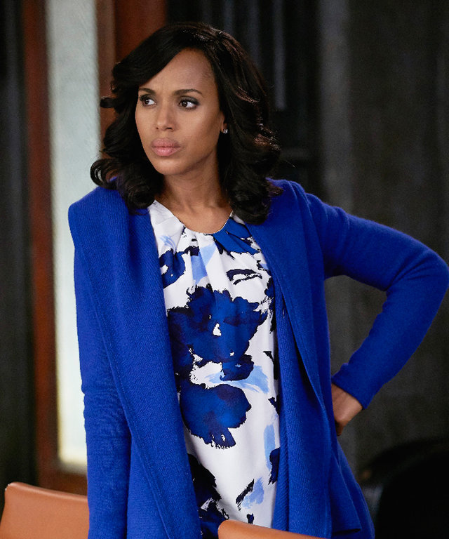 Season 5, Episode 15 Scandal fashion