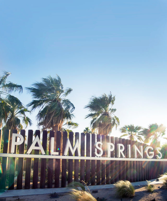 Coachella'd Out? Take a Break at These Palm Springs Spots