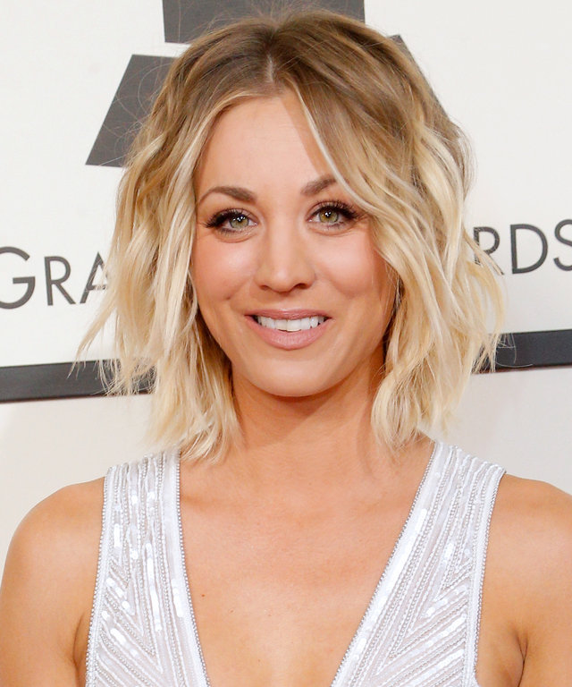 Kaley Cuoco Just Got The Most Gorgeous Hair Extensions Instyle