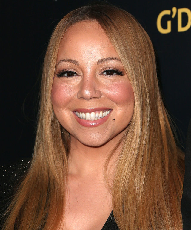 LOS ANGELES, CA - JANUARY 28: Singer Mariah Carey attends the 2016 G'Day Los Angeles Gala at Vibiana on January 28, 2016 in Los Angeles, California.  (Photo by Frederick M. Brown/Getty Images)