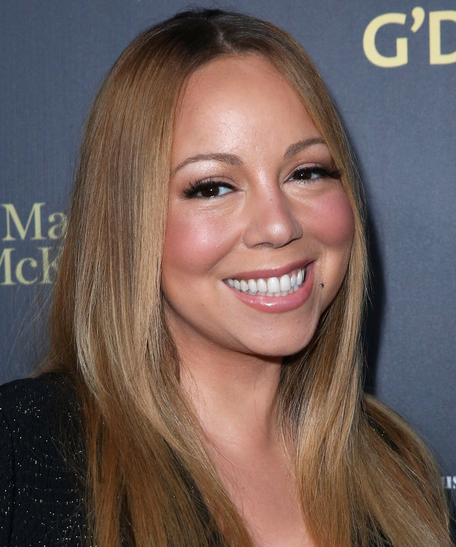 LOS ANGELES, CA - JANUARY 28:  Mariah Carey attends the 2016 G'Day Los Angeles Gala at Vibiana on January 28, 2016 in Los Angeles, California.  (Photo by Jonathan Leibson/Getty Images)