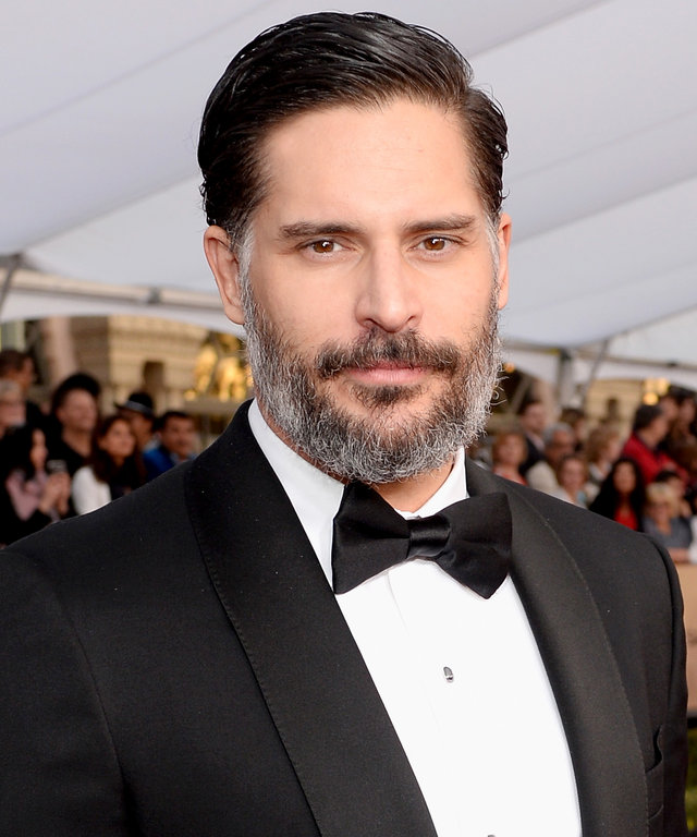 LOS ANGELES, CA - JANUARY 30:  Actor Joe Manganiello attends The 22nd Annual Screen Actors Guild Awards at The Shrine Auditorium on January 30, 2016 in Los Angeles, California. 25650_016  (Photo by Stefanie Keenan/Getty Images for Turner)
