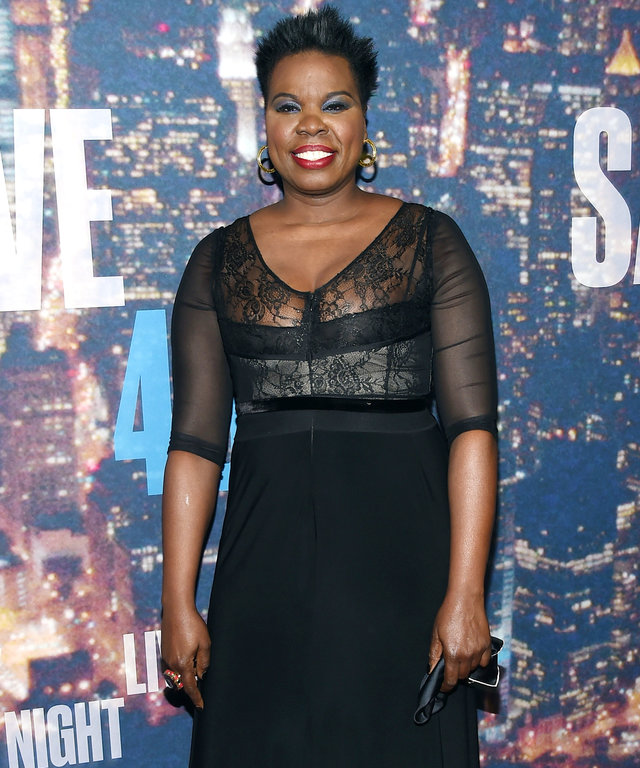 NEW YORK, NY - FEBRUARY 15:  Comedian Leslie Jones attends SNL 40th Anniversary Celebration at Rockefeller Plaza on February 15, 2015 in New York City.  (Photo by Larry Busacca/Getty Images)