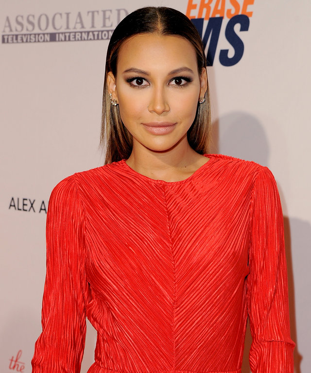 BEVERLY HILLS, CA - APRIL 15:  Actress Naya Rivera attends the 23rd Annual Race To Erase MS Gala at The Beverly Hilton Hotel on April 15, 2016 in Beverly Hills, California.  (Photo by Angela Weiss/Getty Images for Race To Erase MS)