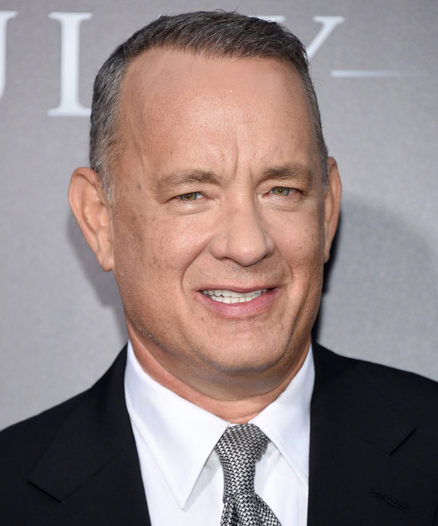"""NEW YORK, NY - SEPTEMBER 06:  Tom Hanks attends the """"Sully"""" New York Premiere at Alice Tully Hall on September 6, 2016 in New York City.  (Photo by Michael Loccisano/Getty Images)"""